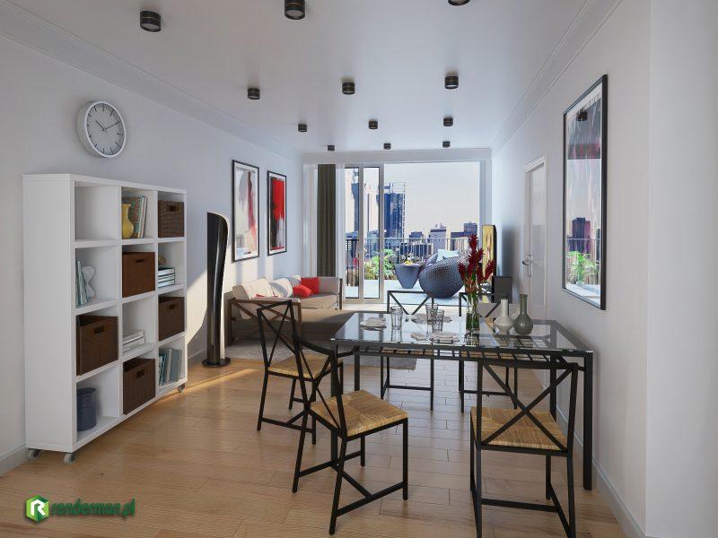 Apartament z widokiem na Perth ( Australia)