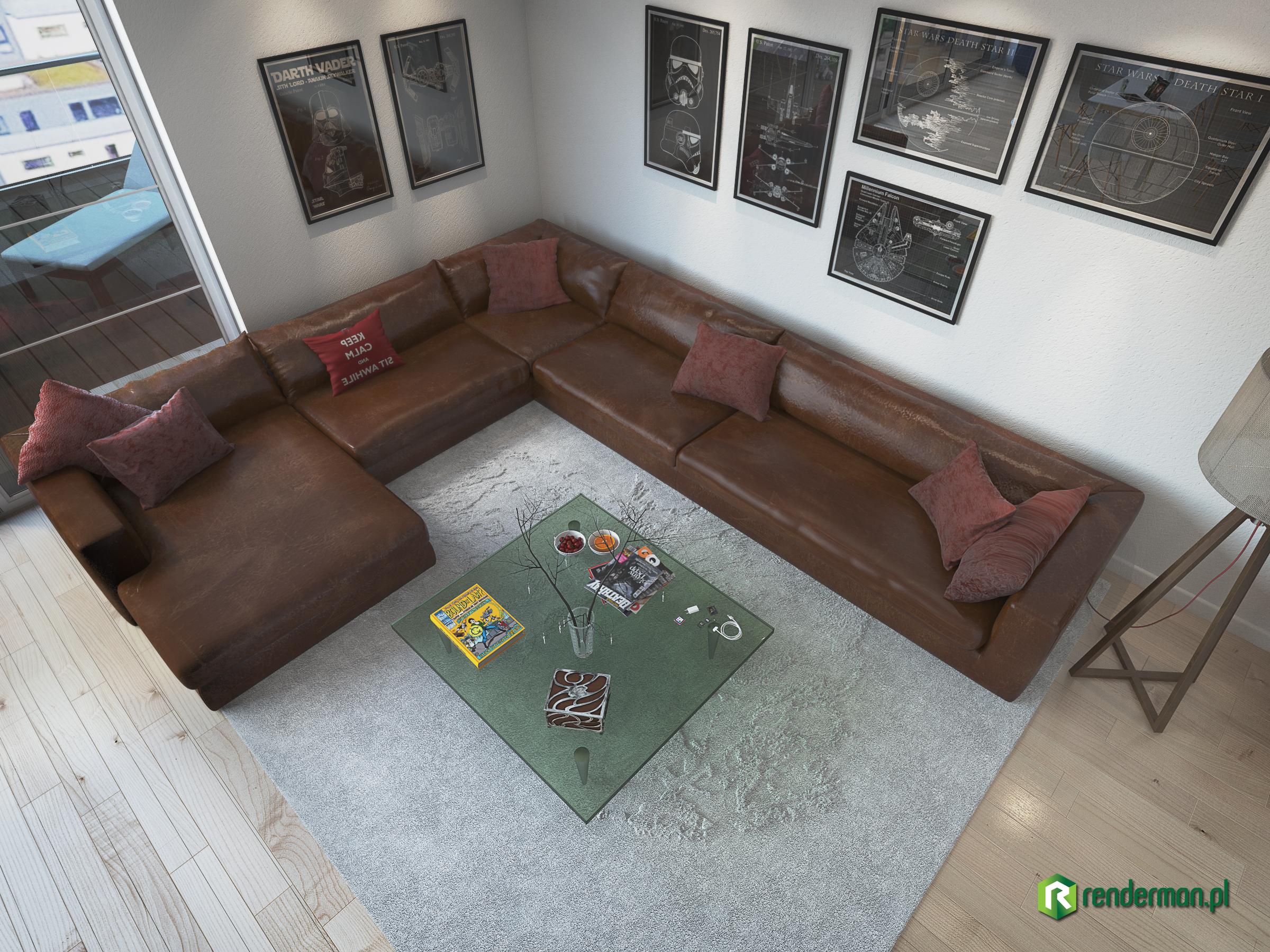 Living room rendering,wizualizacja 3D,rendering 3D, interior rendering, wizualizacja architektoniczna, wizualizacja salonu